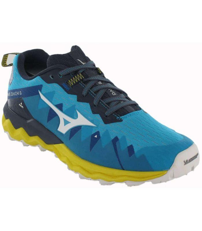 Mizuno Wave Daichi 6 13 - Running Shoes Trail Running Man