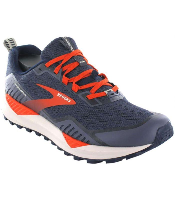 Brooks Cascadia 15 418 - Zapatillas Trail Running Hombre
