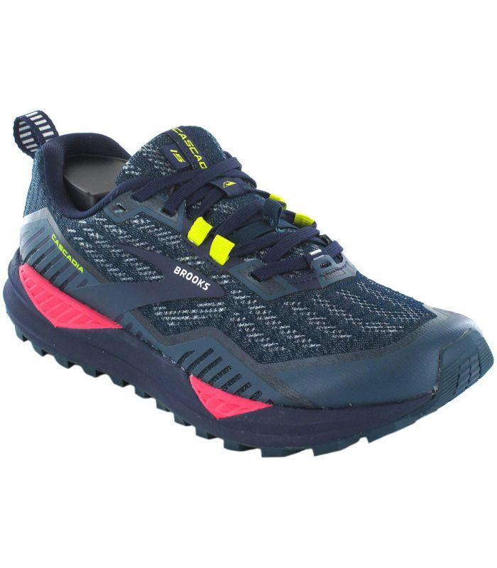 Brooks Cascadia 15 W - Zapatillas Trail Running Mujer