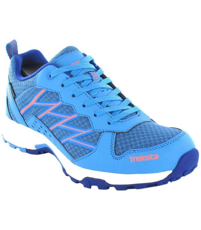 Treksta Bolt W Azul Gore-Tex - Zapatillas Trekking Mujer