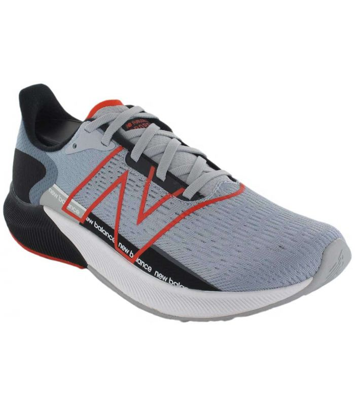 New Balance FuelCell Propel V2 Gris - Mens Running Shoes
