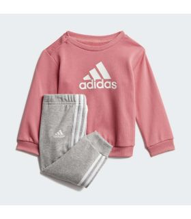 Adidas Chandal Badge Of Sport French Terry Rosa