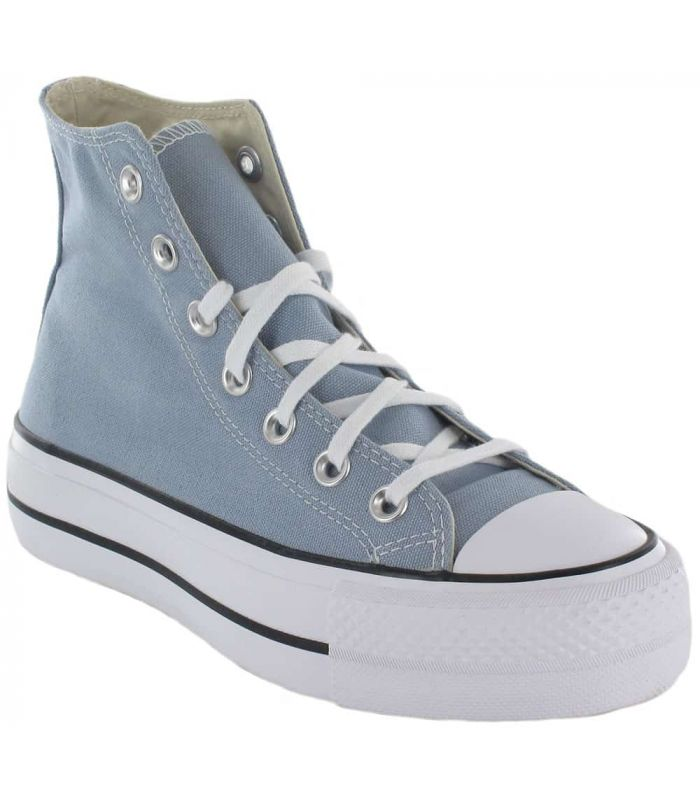 Converse Chuck Taylor All Star Lift Bota Azul - Casual Shoe