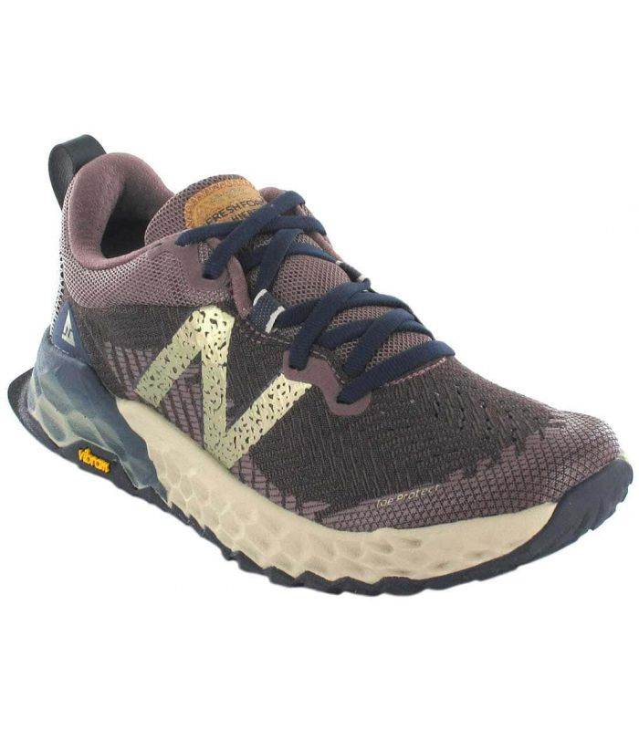 New Balance Iron V6 Black W - Running Shoes Trail Running Women