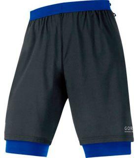 Gore Shorts X-RUNNING 2.0 - Pantalones técnicos running - Gore Runnig Wear negro l, s