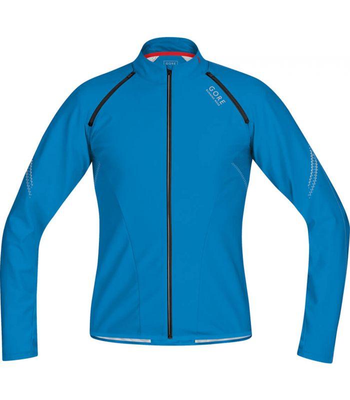 Gore Camiseta Magnitude Windstopper Soft Shell Zip-Off - ➤ Camisetas Running