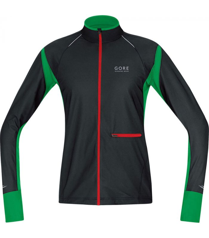Gore Chaqueta Air Windstopper - Camisetas técnicas running