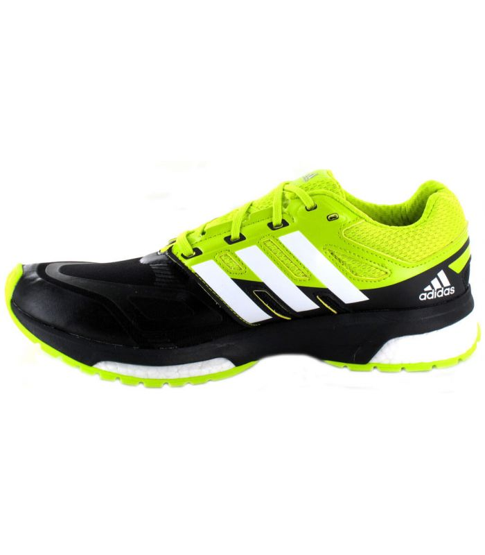 special for shoe genuine shoes new specials Adidas Response Boost Techfit Black