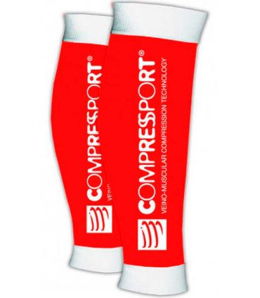 Compressport R2 Rojo
