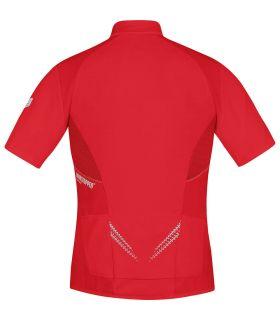 Gore Magnitude Windstopper Soft Shell Zip-Off Rojo