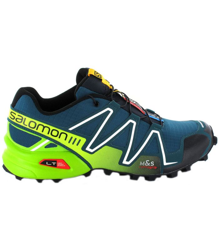 salomon speedcross 3 green ii